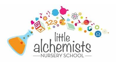 Little Alchemists Nursery School Logo