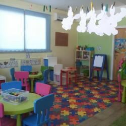 Bright Stars Nursery Paphos Classroom