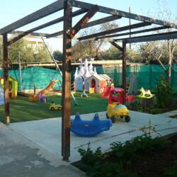 Bright Stars Nursery Paphos Playground