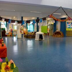 The International School Of Paphos Kindergarten Main Area