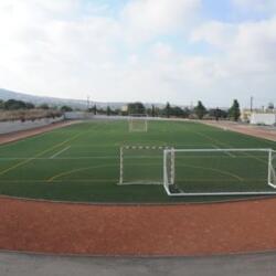The International School Of Paphos Outdoor Football Court
