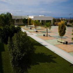 The International School Of Paphos Senior Playground