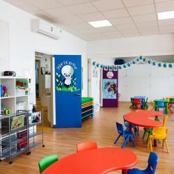 Giraffe Nursery School Classroom