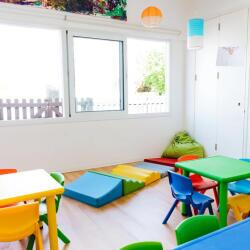Giraffe Private Nursery School Classroom