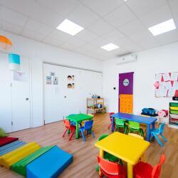 Giraffe Private Nursery School Classrooms