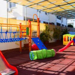 Giraffe Private Nursery School Outdoor Playground