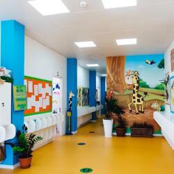 Giraffe Private Nursery School Premises Indoor