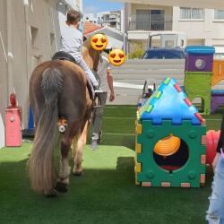 Little Alchemists Nursery School Horse Riding